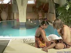 relaxing mixed massage