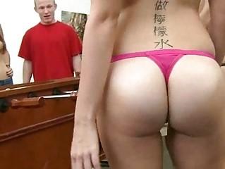 this sluts deliver a dual cock