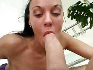 gagging cock sucking sluts inside fishnets own