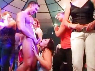 naughty babes gone horny at unmerciful celebration