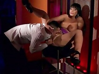 slutty chick angelica heart eagerly feeds herself