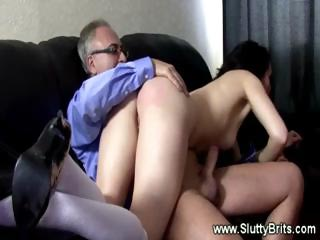 amateur anal spanked before spunked
