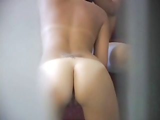 sexy butterfly caught on cam