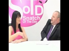 british whore avalon takes drilled after a kick