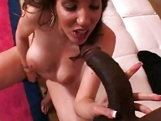 two slutty brunettes with shocking bossom