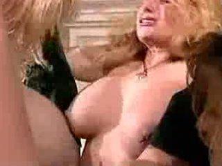 tough lesbo porn with strapon vibrators 1