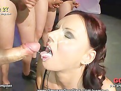 three awesome german chicks who adore licking and