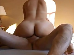 amateur french maiden riding and creampied