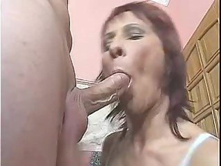 brown headed mother id enjoy to fuck receives it