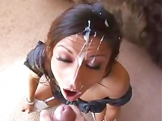 blowjobs and facials point of view compilation
