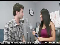 giant breast brunette latina lady fuckstar medic