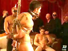 bdsm gay night gathering on the upper floor