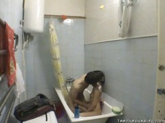 cam inside private bath