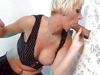 short haired pale adult movie star sucks huge