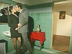 elegant british cougar cheating husband on