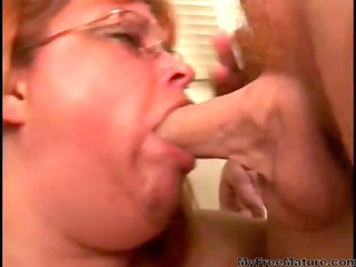 oldy stacey j sucking the libido for huge