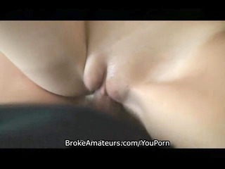 young first time chicks facial