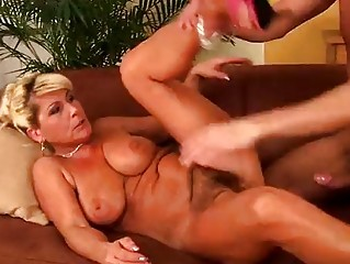 naughty cougar berna adores to pierce