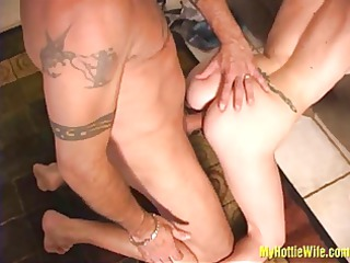 tracy licks and hubby pierce their desperate