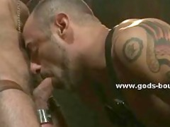clean strong gay hunk inside bondage pervert porn