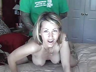 gangbanged mature babe whore begs for a tough
