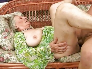 very granny granny obtains drilled uneasy