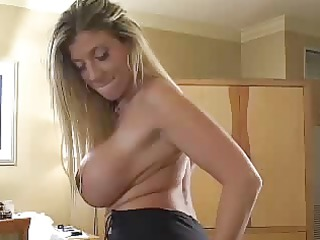 blond mature babe with phat booty obtain fuked by