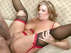 inexperienced inside awesome lingerie having porn