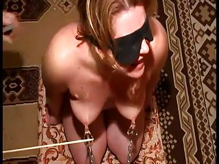 slave punishment on chest
