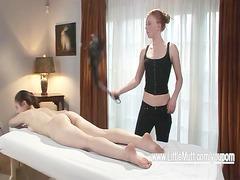 rayne - desperate massage with ami