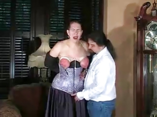tortured, bound and spanked chest