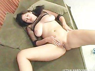 Big Tit Evie Delatosso Takes A Thick Black Dick