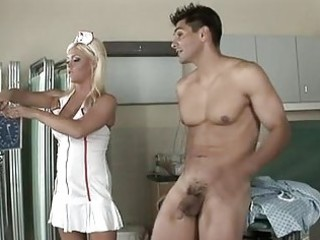 horny medic crista moore takes rammed by a