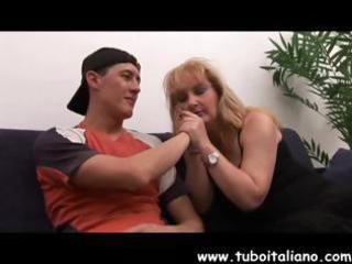 naughty grownup british albino takes fingered and