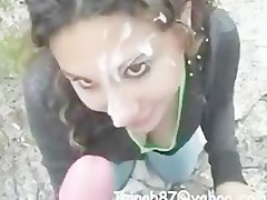 young facial compilation