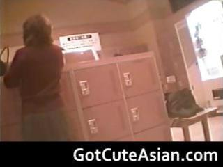 voyeur japanese teenagers inside the locker