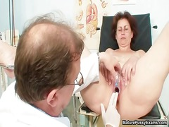 naughty doctor does a close up peek part5