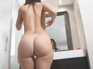 huge tits woman fishnet ass love