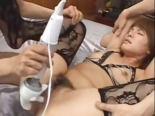 awesome tokyo bottom drilling with brief