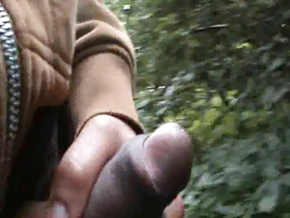 outdoor dickflash and wanking - 02 - libido