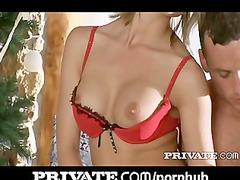 private: beautiful santa